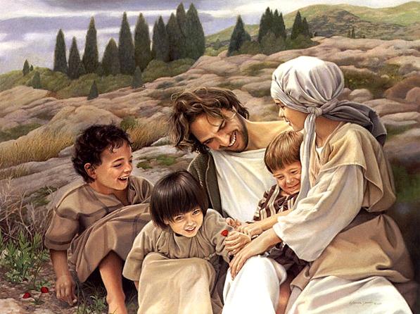 child like faith jesus