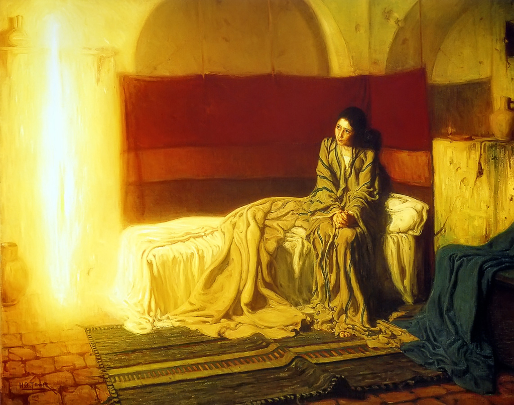 The annunciation (1)